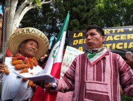 Indígenas de Zacatepec temen más detenciones por oponerse a entubamiento de aguas industriales en Huejotzingo