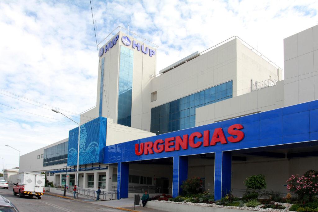 Barbosa insiste en revisar Hospital Universitario de Puebla