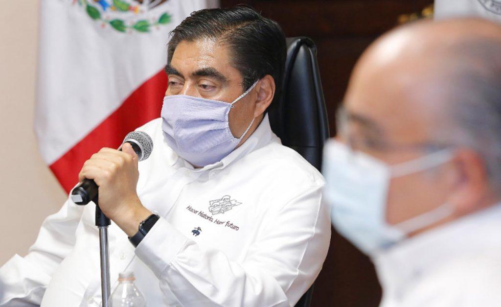 Hay 604 casos positivos y las defunciones llegan a 124 en Puebla por COVID-19