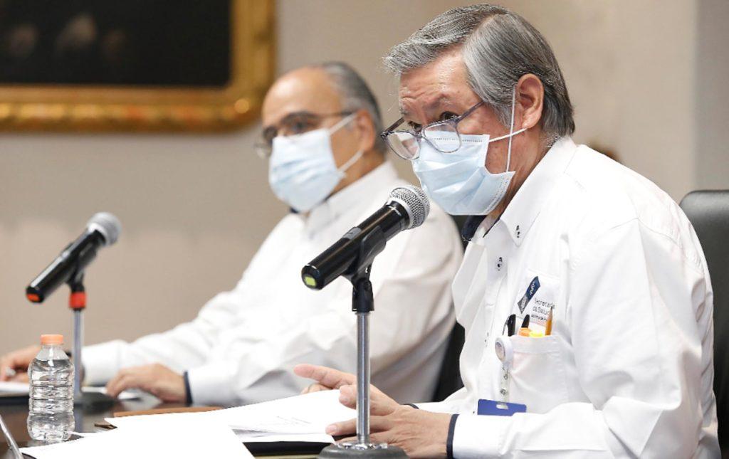 Reportan 547 casos positivos y 104 defunciones por COVID-19 en Puebla