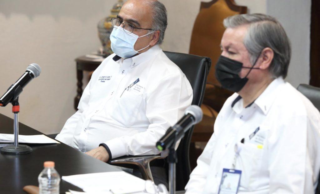 Defunciones por COVID-19  asciende a 131 en Puebla