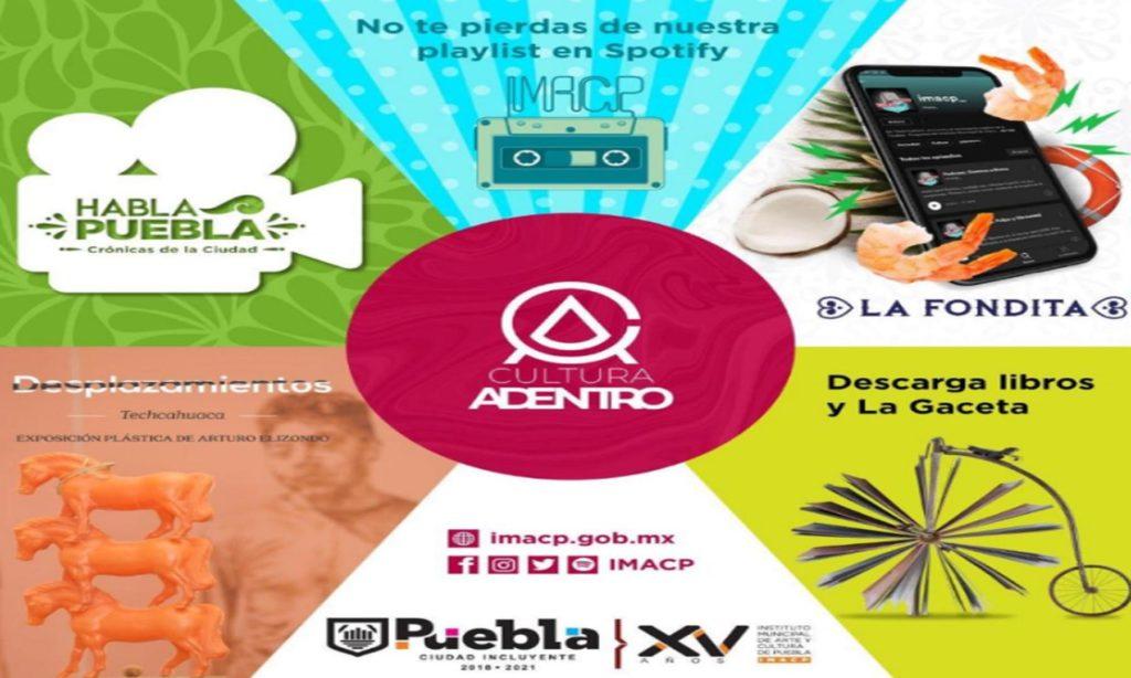 Vinculan cultural y artísticamente al municipio de Puebla con otras ciudades mexicanas