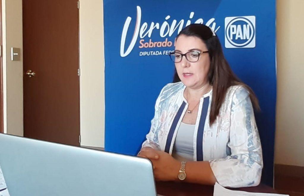 PAN impedirá que AMLO gaste el dinero del pueblo: Verónica Sobrado
