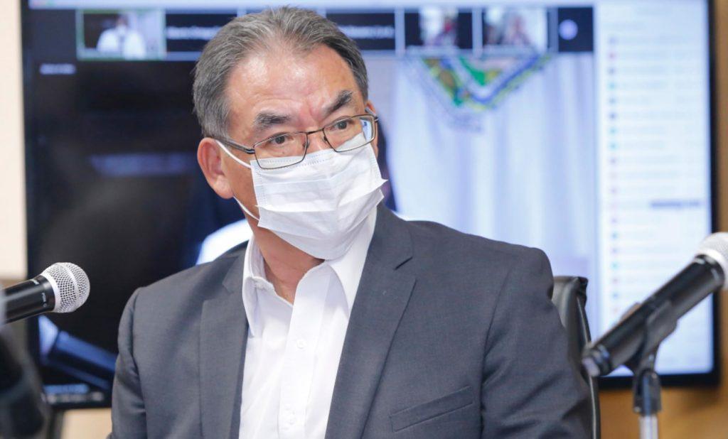 Por COVID-19, no regresarán alumnos a las escuelas, anuncia Barbosa Huerta