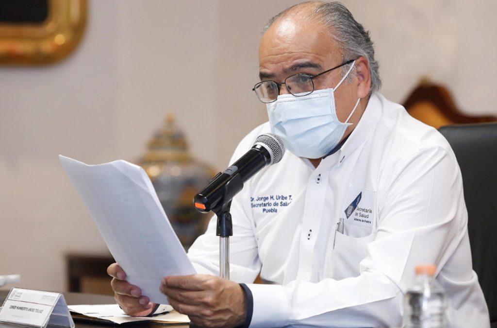 Tiene Puebla el 58.2 por ciento de los contagios