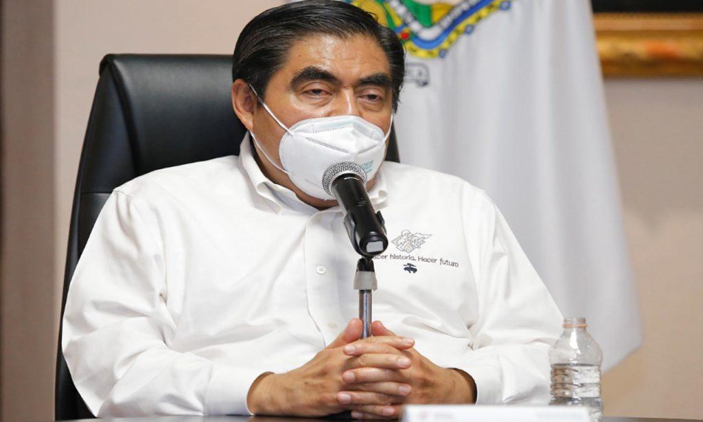 Barbosa acepta indicaciones del gobierno federal