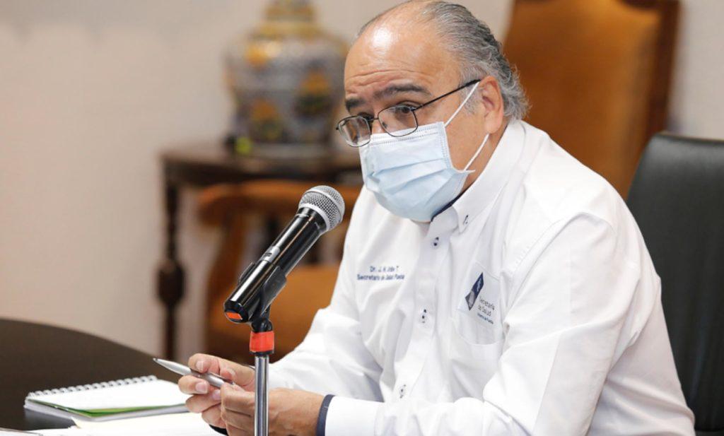 La cifra de defunciones por COVID-19 en Puebla llegó a 254
