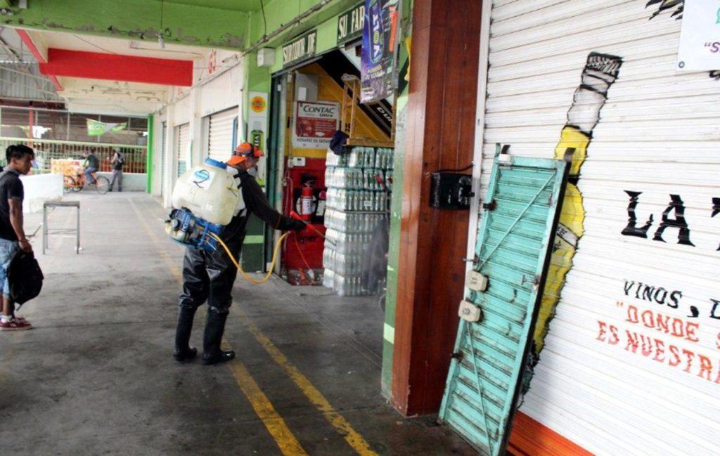 Organismo de Limpia refuerza jornadas en zonas prioritarias contra el Covid-19