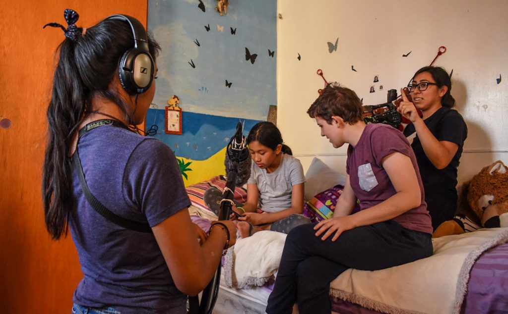 Estudiante UDLAP es parte del programa Ambulante más allá