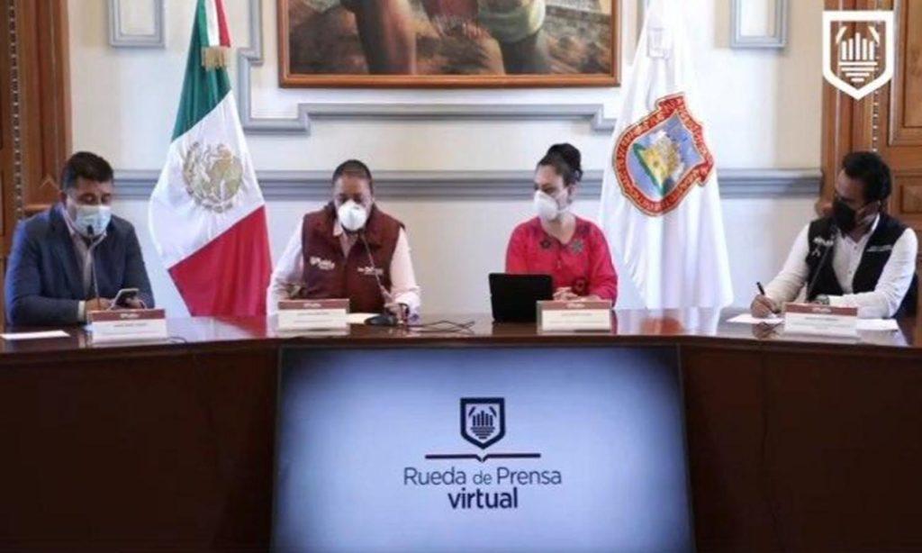 Gobierno de Claudia Rivera venderá despensas en 330 pesos cada una