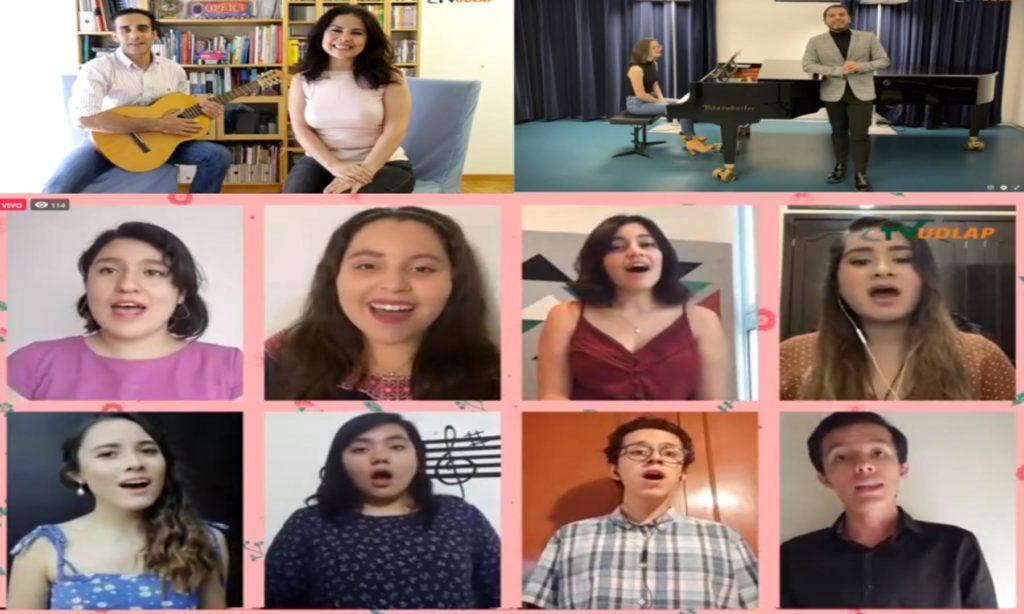 La UDLAP realiza evento cultural virtual por el día de las madres