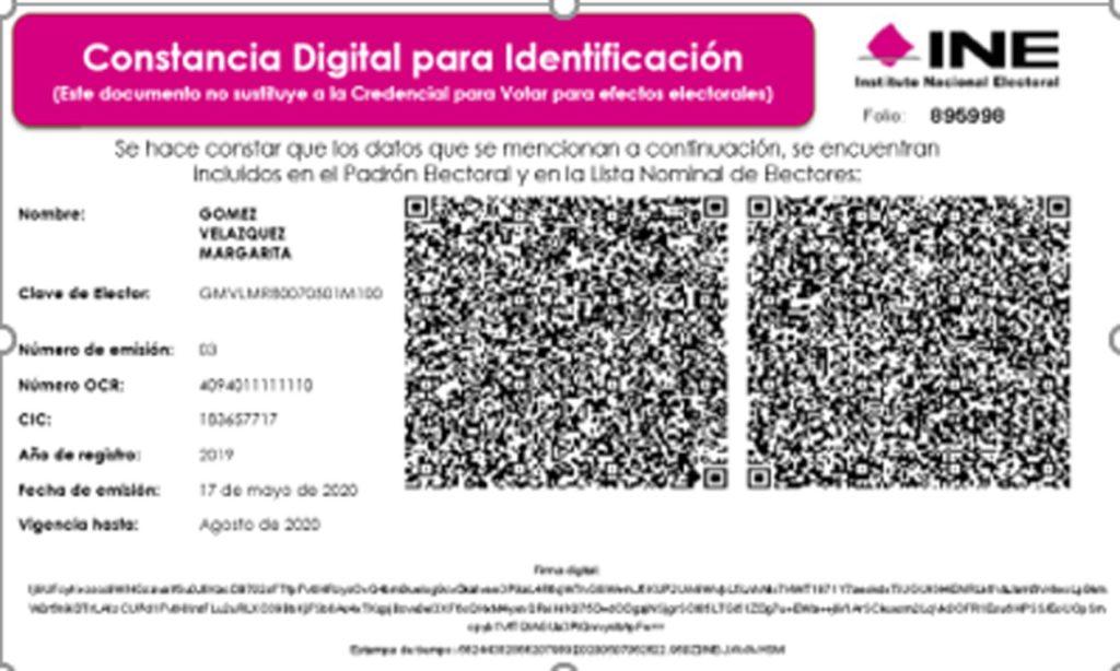 Aprueba INE proyectos para garantizar derecho a la identidad durante emergencia por COVID-19