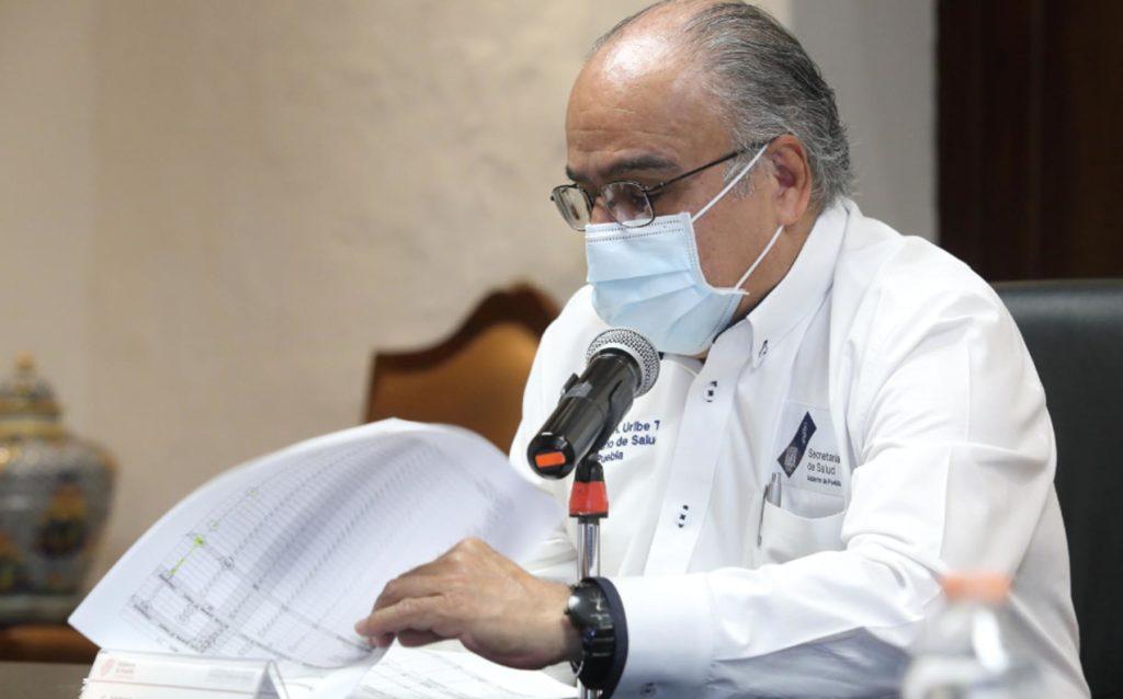 Puebla reporta 972 contagios y 207 defunciones