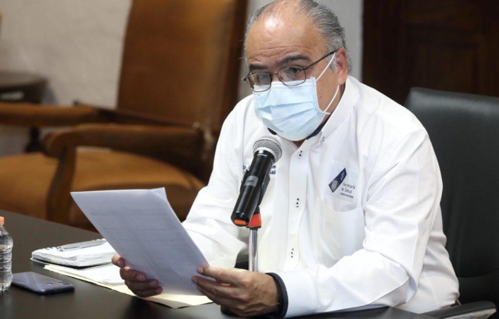 Registra Puebla 799 casos de COVID-19: Secretaría de Salud