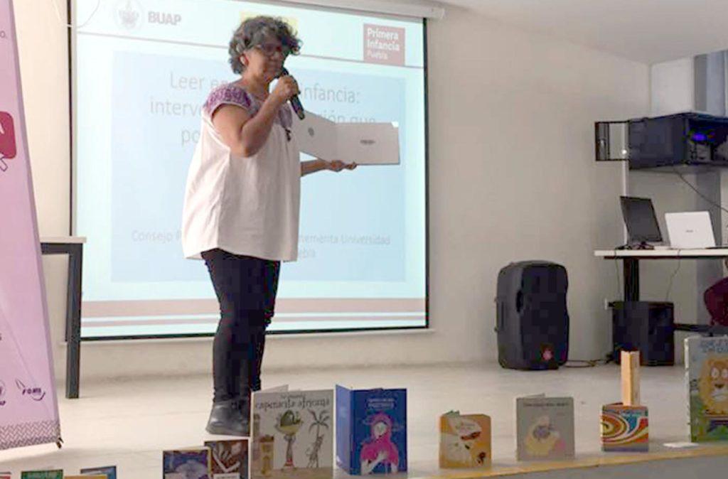 Equipo interdisciplinario BUAP desarrolla plataforma digital para favorecer el desarrollo en la primera infancia