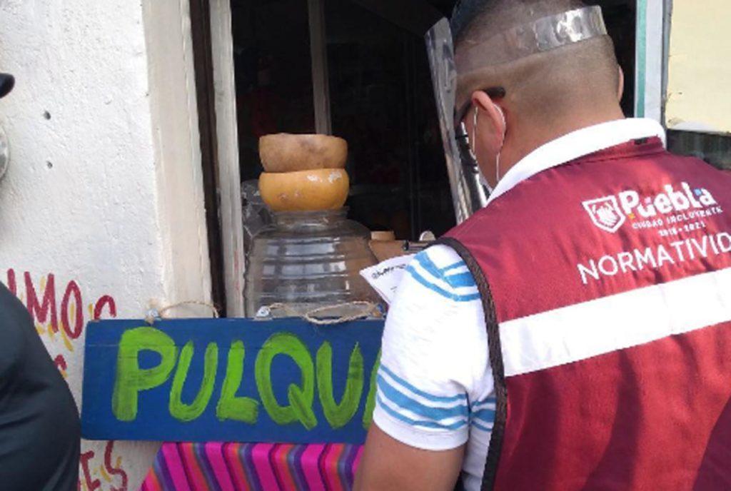 Gobierno de la Ciudad clausura dos fiestas convocadas en redes por venta de alcohol