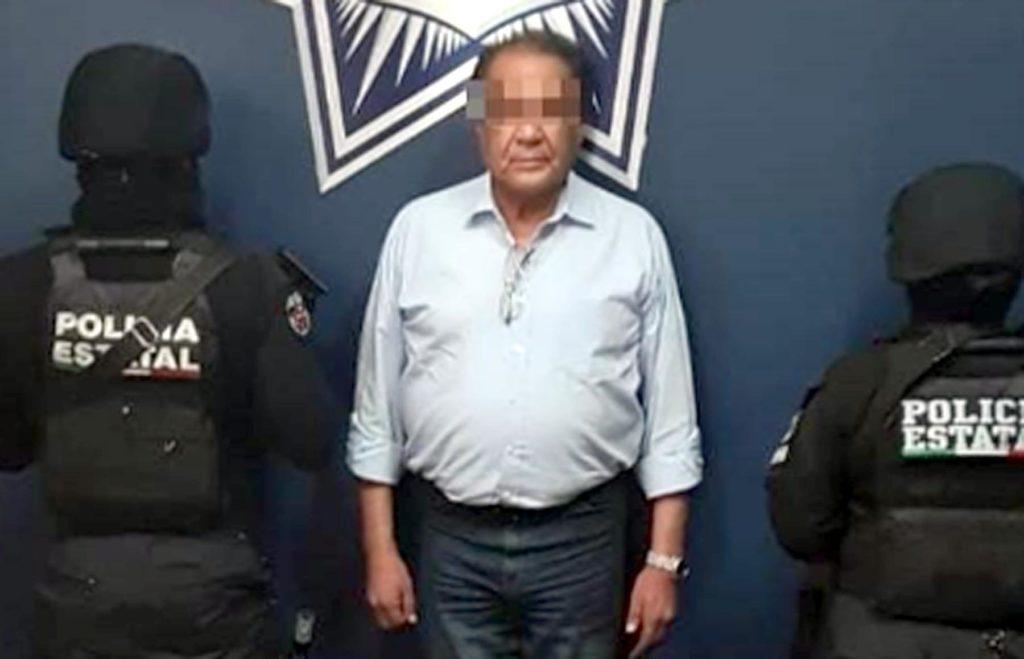 Detiene Policía Estatal a hombre que transportaba más de un millón de pesos en efectivo