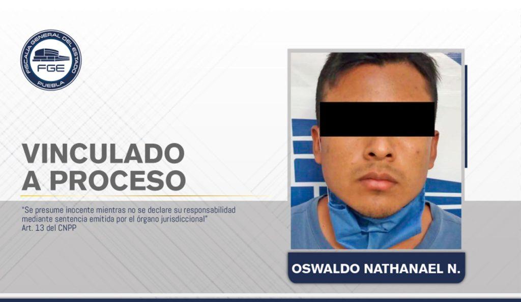 Vinculado a proceso por el delito de violación en agravio de una menor de edad