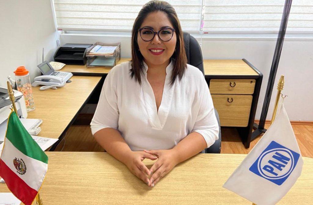 Ley de educación estatal, grave retroceso para Puebla: Genoveva Huerta