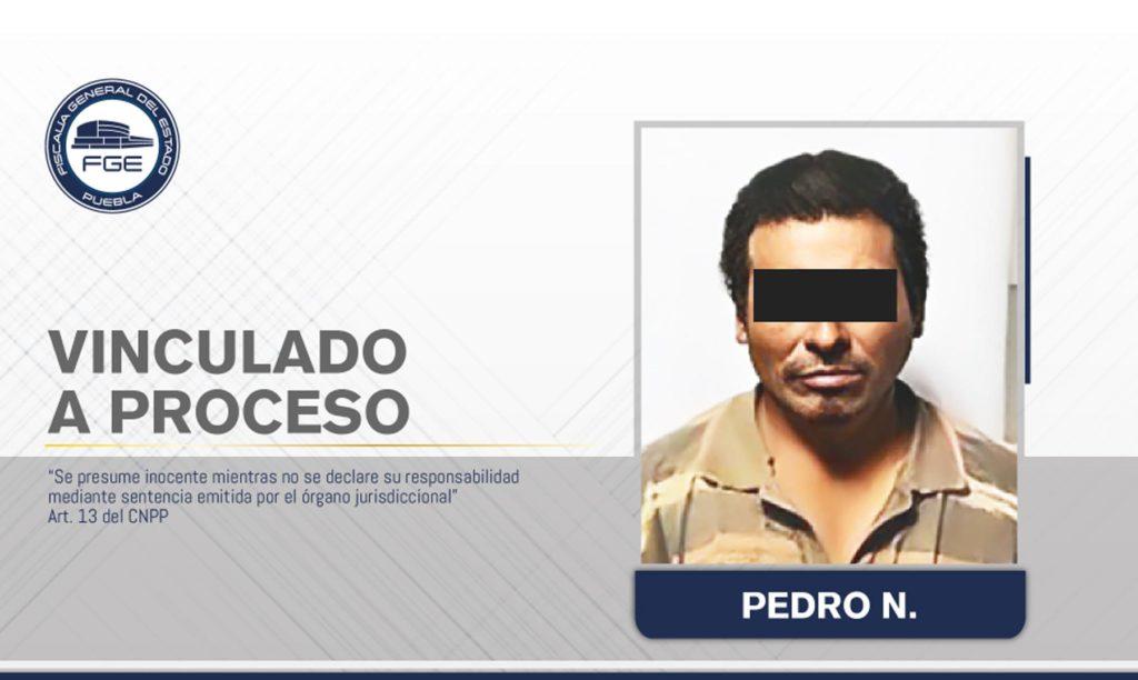 En prisión, por tentativa de violación de niña en Zacatlán