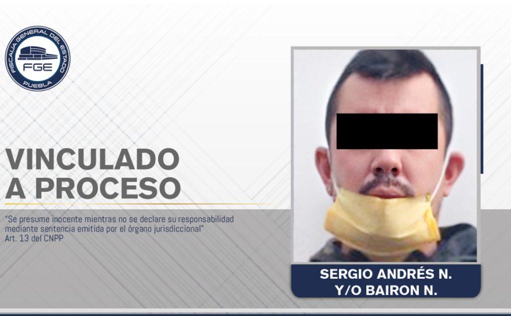 Vinculado a proceso hombre detenido en posesión de cocaína