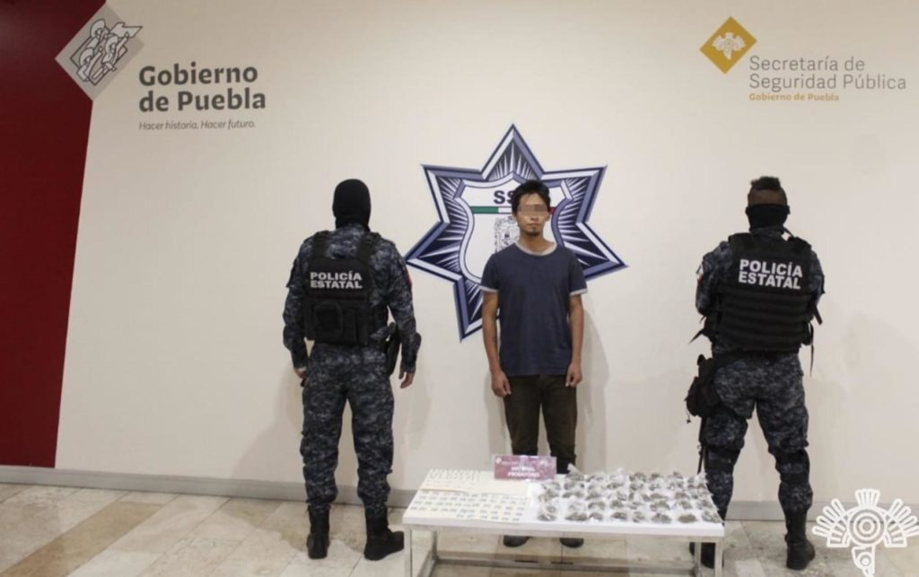 Captura SSP a narcomenudistas de «Los Sinaloa»