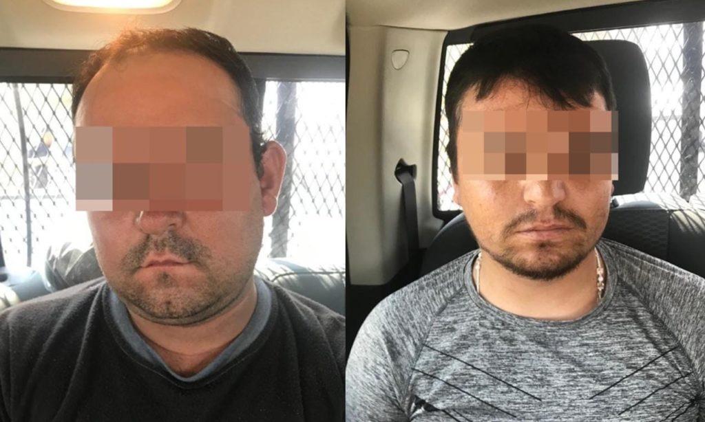 """Detiene Policía Estatal a dos presuntos operadores de """"El Loco"""" Téllez"""