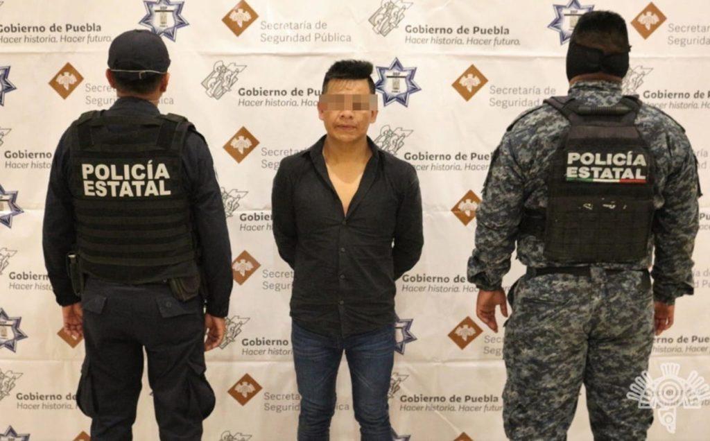 Detiene SSP a presunto distribuidor de droga del Cártel de Los Sinaloa