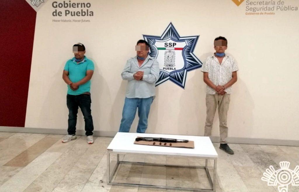 Detiene SSP a integrantes de «Los Colorados»