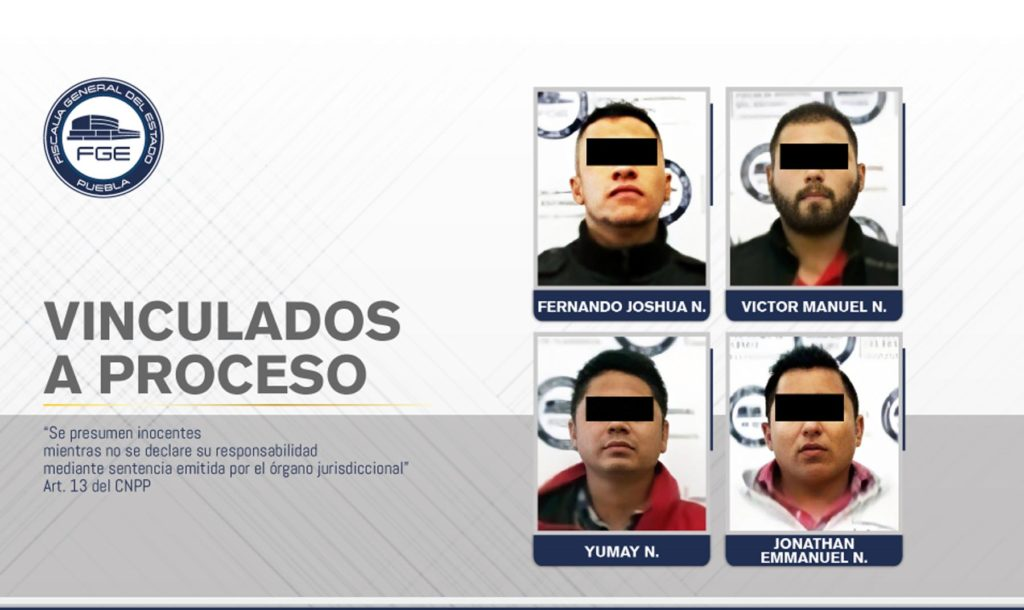 FGE obtuvo prisión contra detenidos por robar comercio en San Martín
