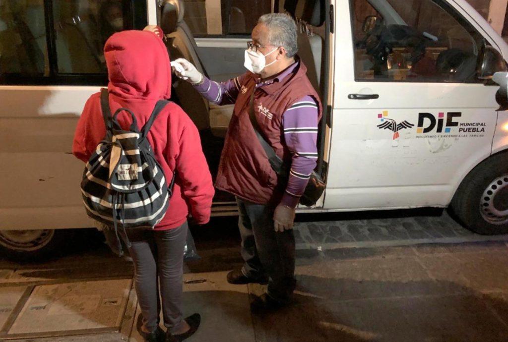 Dormitorio Municipal aplica medidas de salud para evitar contagios de Covid-19