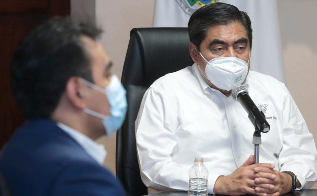 Puebla está en alerta máxima por COVID-19