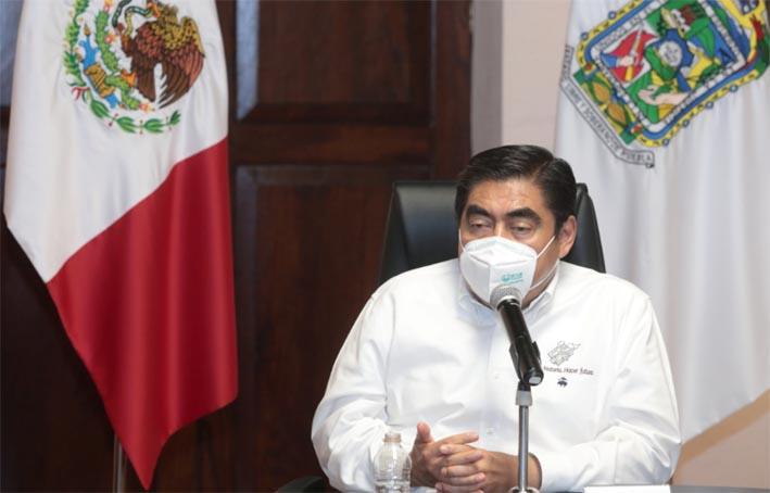Que gobierno municipal evite las simulaciones: Barbosa Huerta