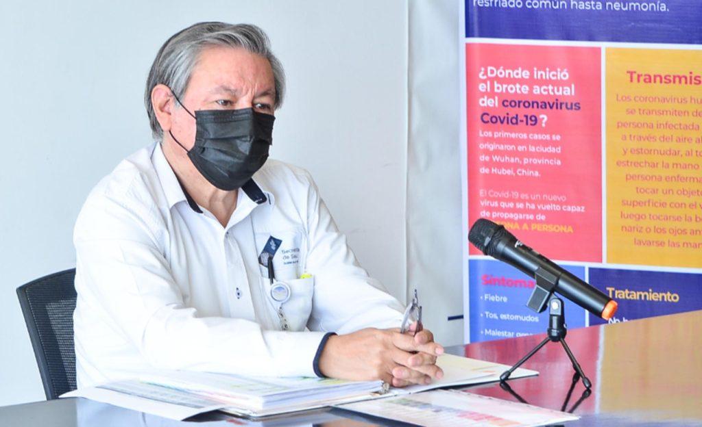 Registra Puebla 144 nuevos contagios de COVID-19 en las últimas 24 horas, reporta Secretaría de Salud