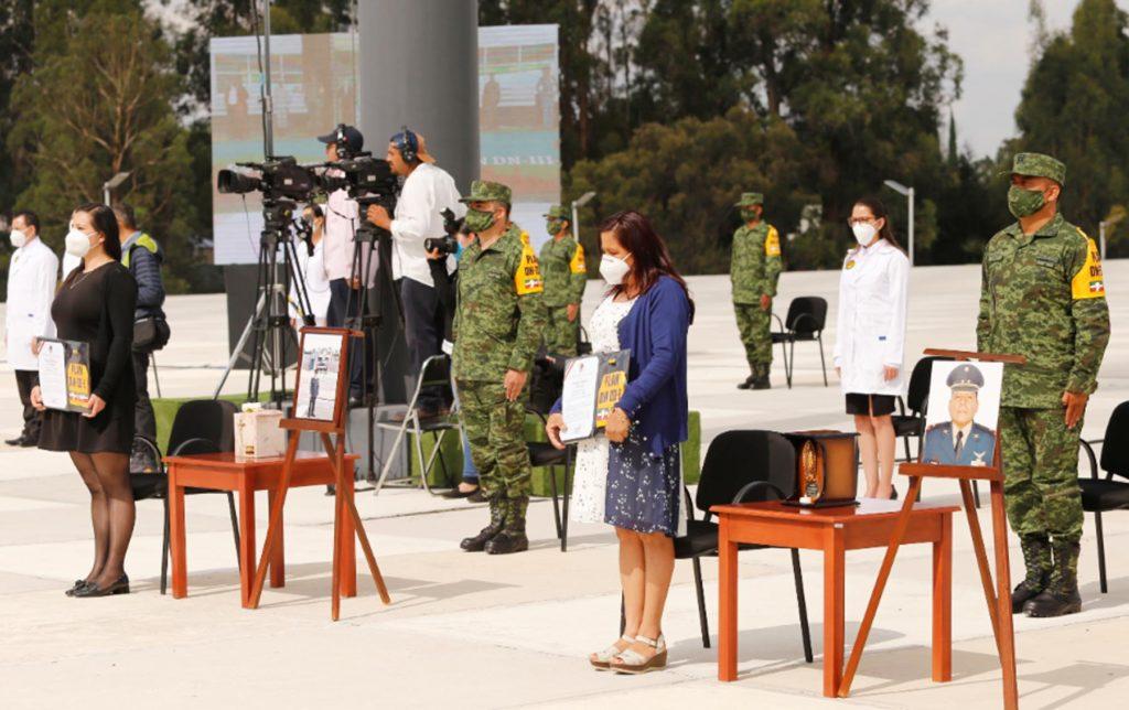 Ejército Mexicano mostró compromiso para auxiliar a la población ante COVID-19
