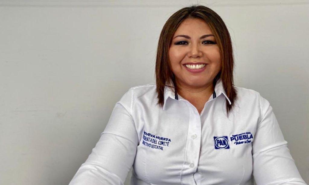 Morena normaliza la violencia en Puebla: Genoveva Huerta
