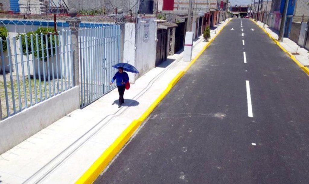 Gobierno de la Ciudad mejora infraestructura básica en colonias del sur
