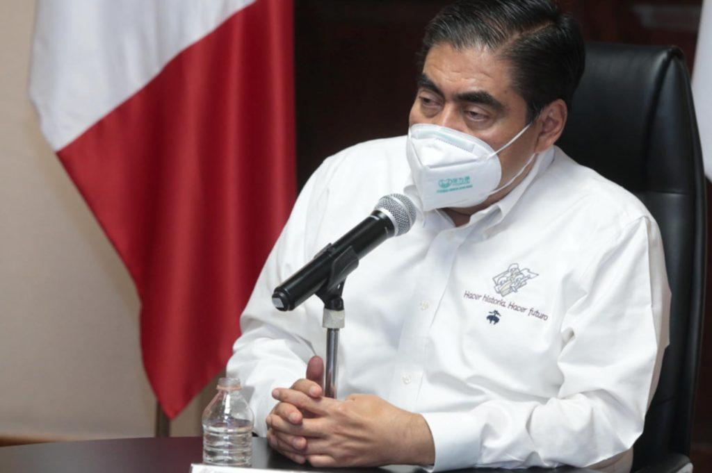 Tolerancia y reaccionar positivamente a las medidas de prevención, pide Barbosa Huerta a poblanos