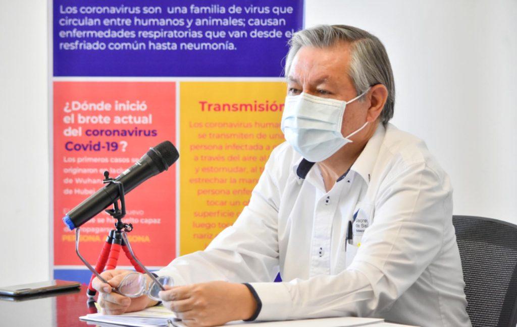 Sube a 548 fallecidos por COVID-19 en Puebla