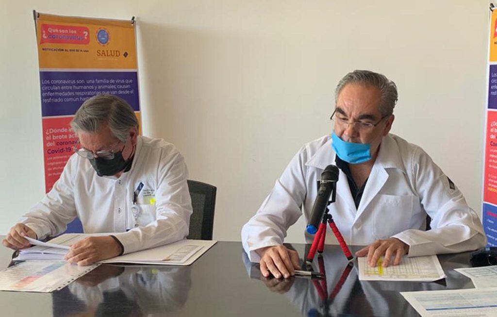 Con 630 casos de COVID-19, Puebla registra el pico más alto de contagios
