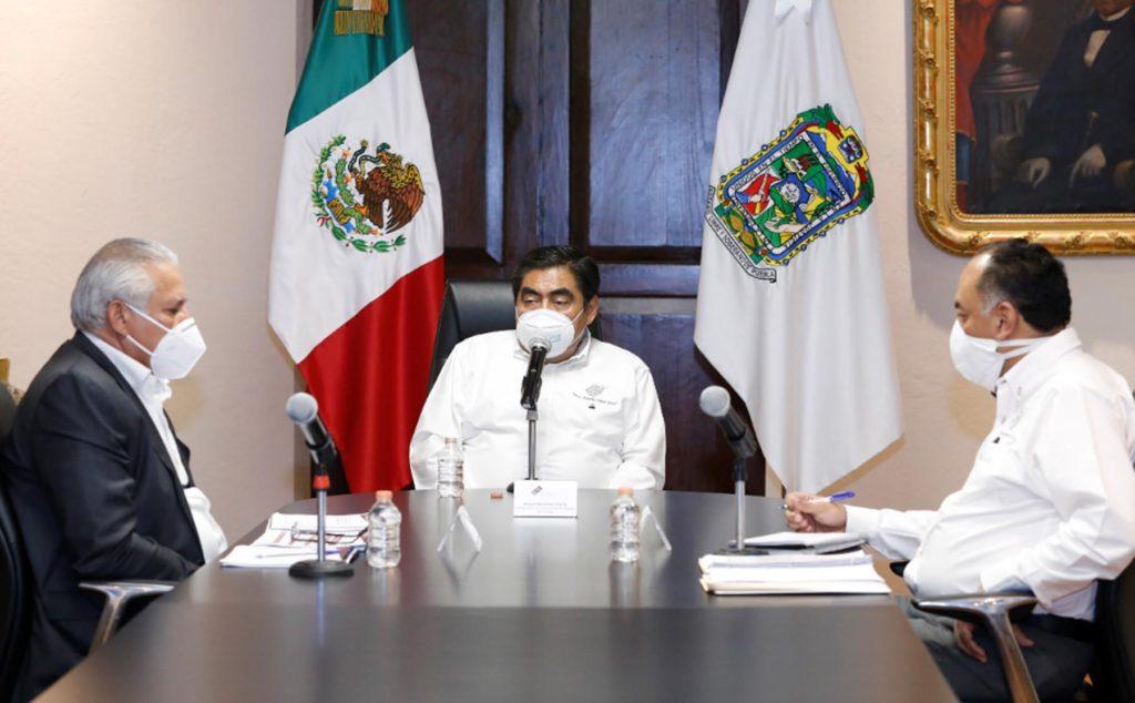 En las últimas 72 horas se registraron mil 59 nuevos casos de coronavirus y 33 fallecidos en Puebla