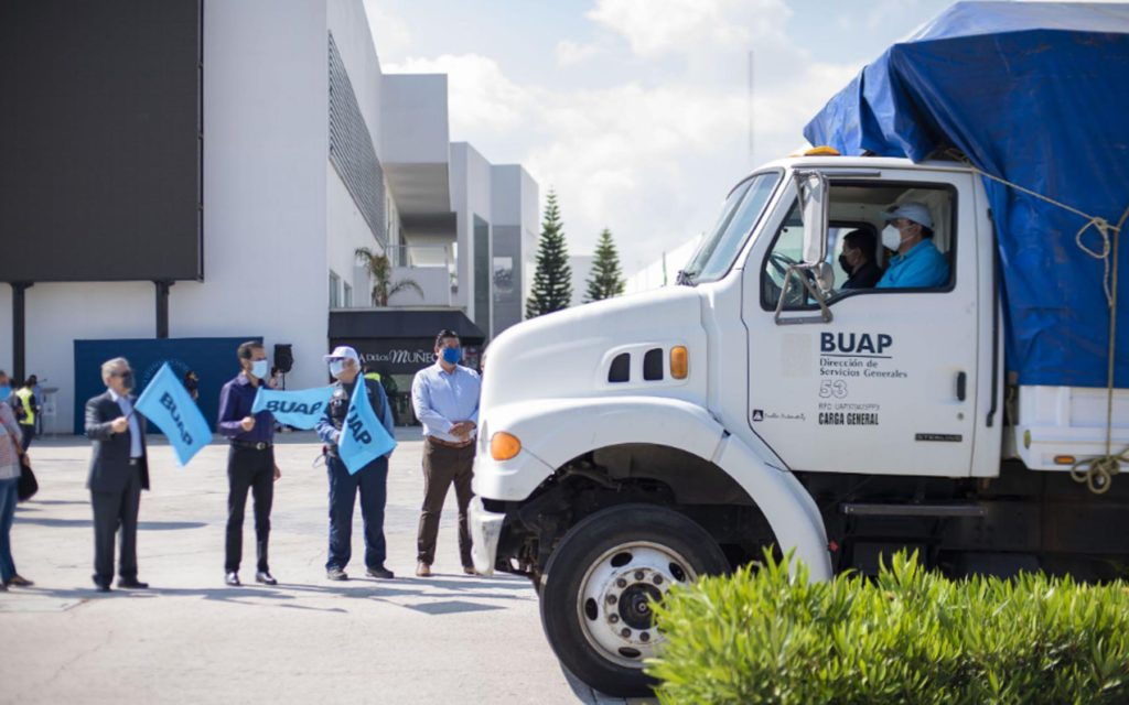 """Inicia la campaña """"BUAP, apoyando el bienestar social"""""""