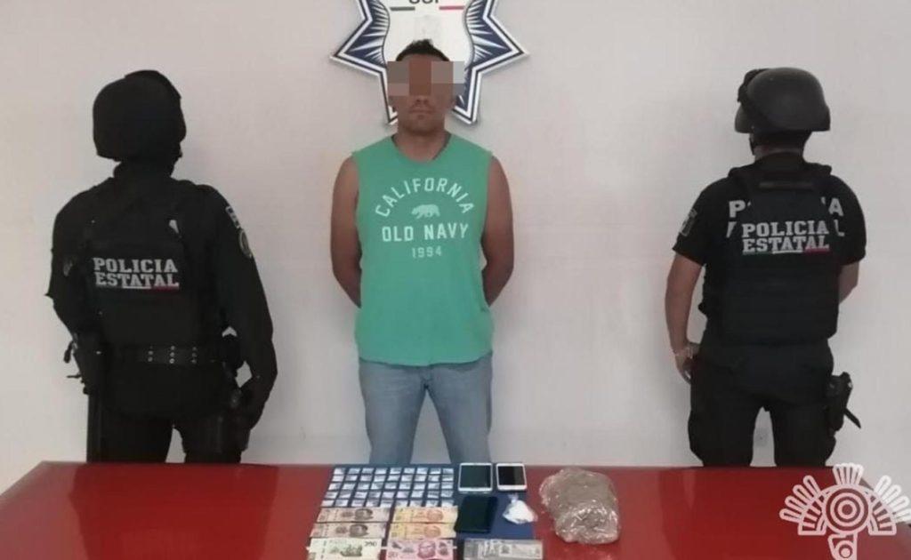 Captura SSP a presunto integrante del Cártel  de Jalisco Nueva Generación