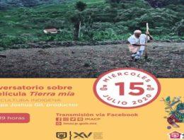 Presenta Cinefilia ciclos de cine, taller y conversatorio abiertos al público