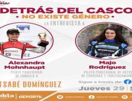 Destacadas mujeres piloto de carreras compartirán trayectorias en foro del Ayuntamiento de Puebla