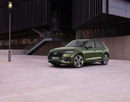 Audi México logra la producción del Audi Q5 número 600 mil en San José Chiapa