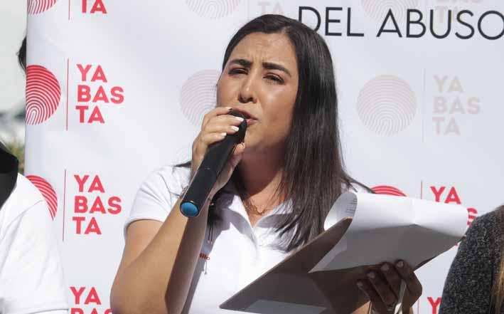 Puebla ocupa el tercer lugar nacional en materia de abuso infantil: A.C Ya Basta
