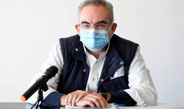Reportan Hospitales COVID promedio de ocupación del 24.3 %