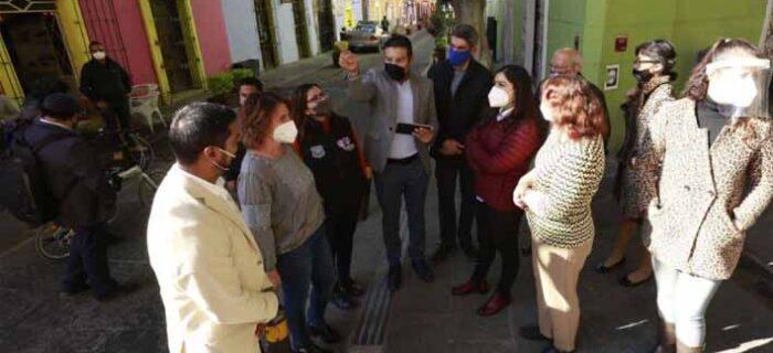 Rehabilitará Gobierno de la Ciudad barrio de Los Sapos con inversión de 2.2 millones de pesos