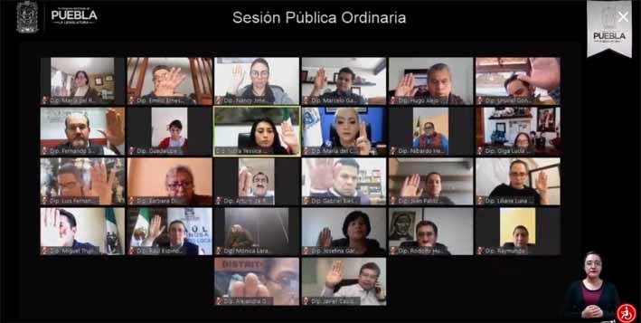 En Comisión, LX Legislatura analizará reformas a la Ley para fortalecer el principio de Alerta de Violencia de Género en Puebla